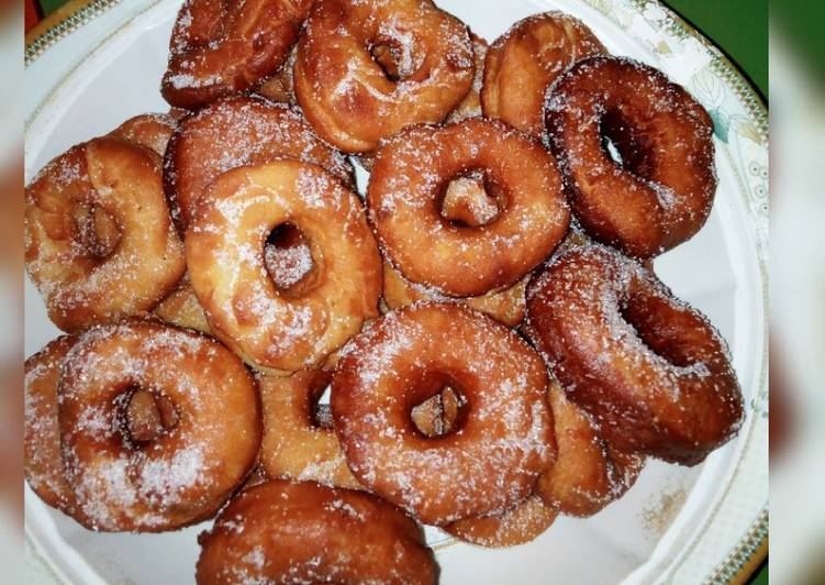 Recipe of Super Quick Homemade Doughnut