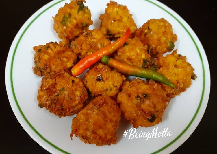 Step-by-Step Guide to Prepare Speedy Corn Pakoras