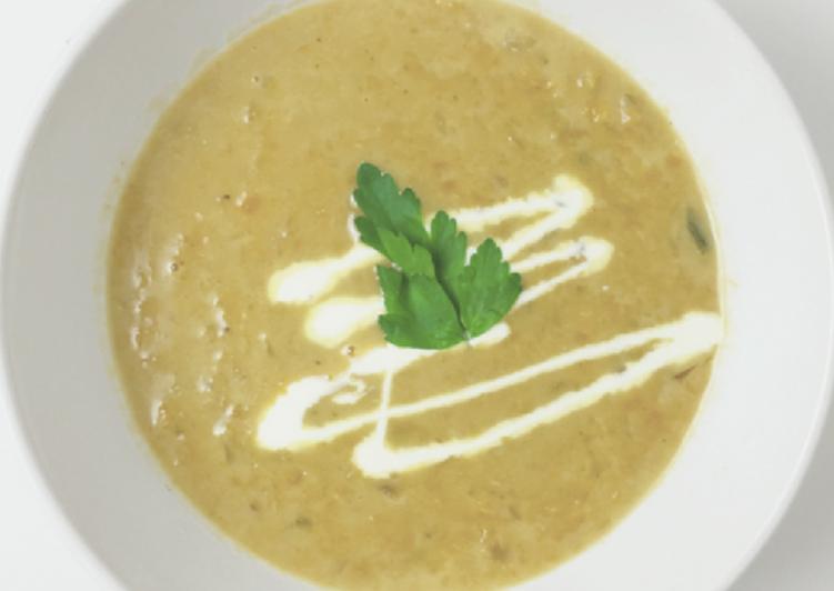 Recipe of Perfect Lentil Soup