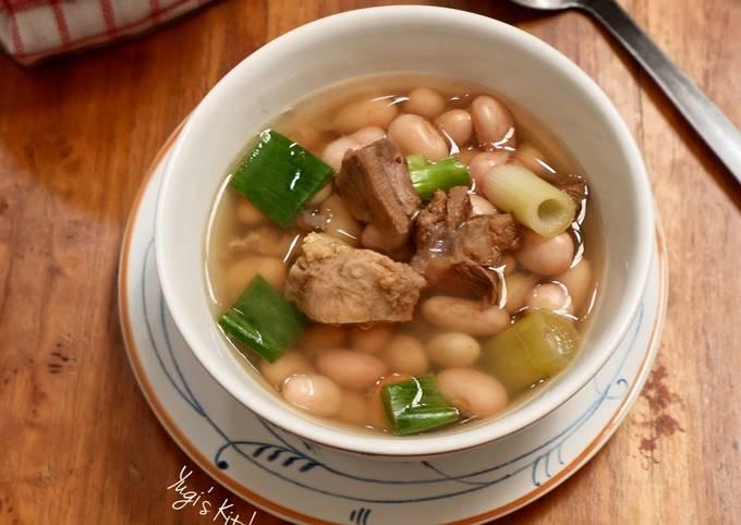 sayur asem kacang merah dengan daging - resepenakbgt.com
