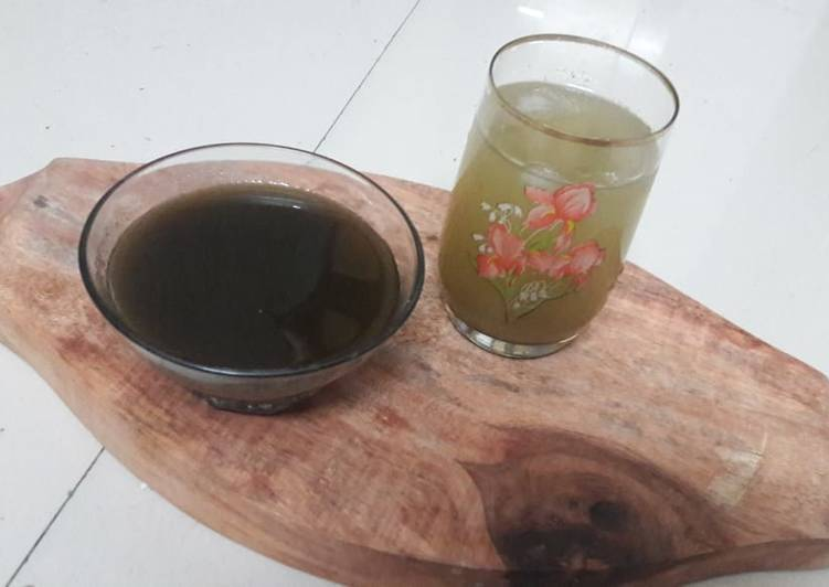 How to Make Perfect Saunf Sharbat (fennel seeds drink)
