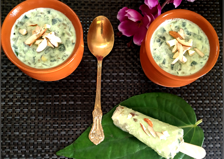 Recipe of Favorite Paan Matka Kulfi