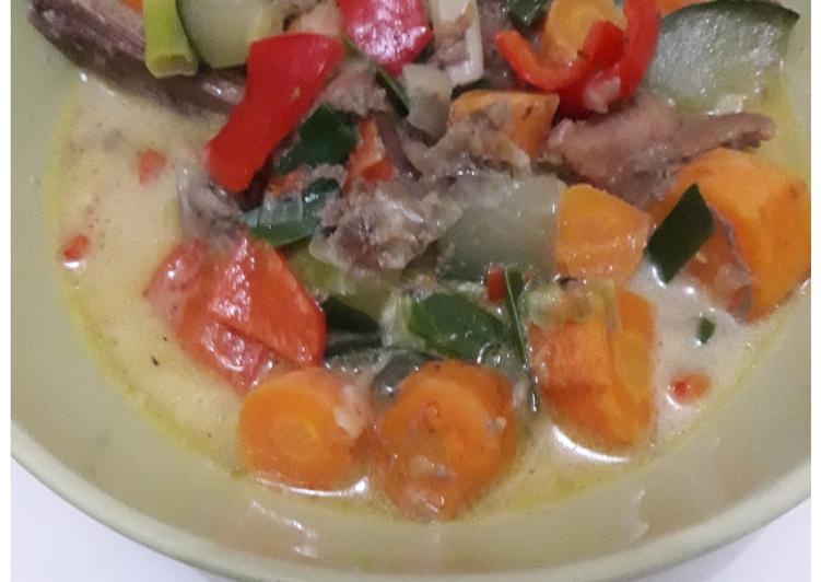 Fitfam Chicken Soup