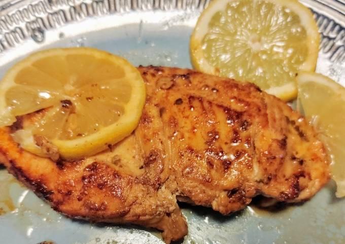 Recipe of Award-winning Lemon Chicken