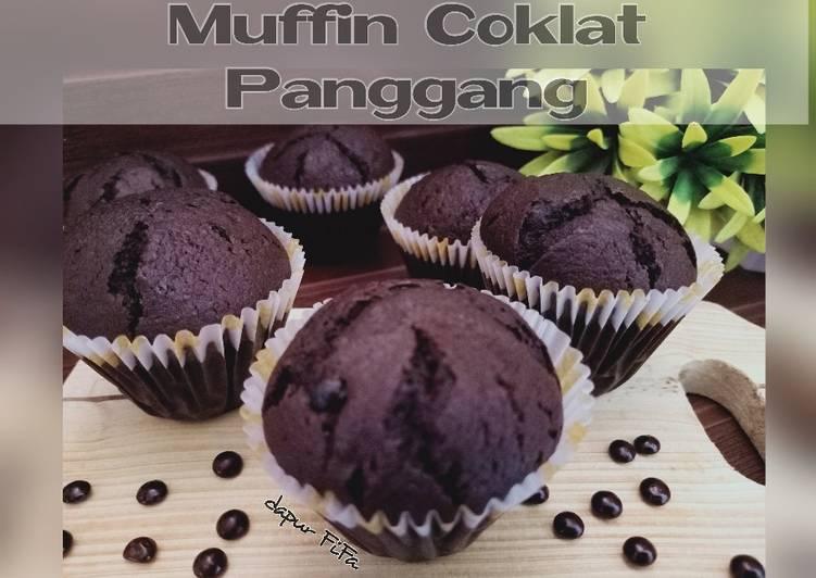 Muffin Coklat Panggang