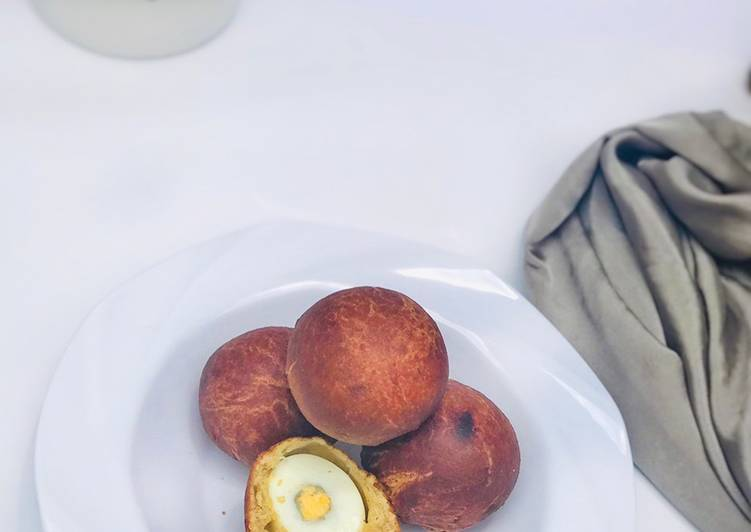 Easiest Way to Cook Homemade Tasty Nigerian egg rolls