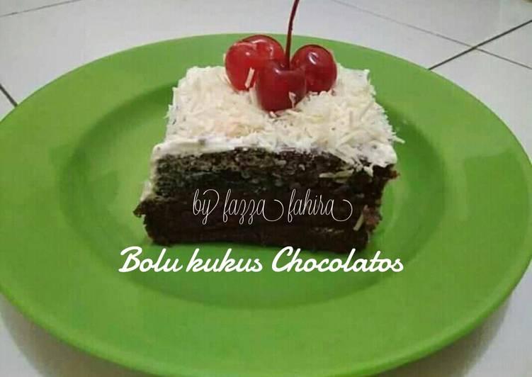Bolu Kukus Chocolatos (No Mixer