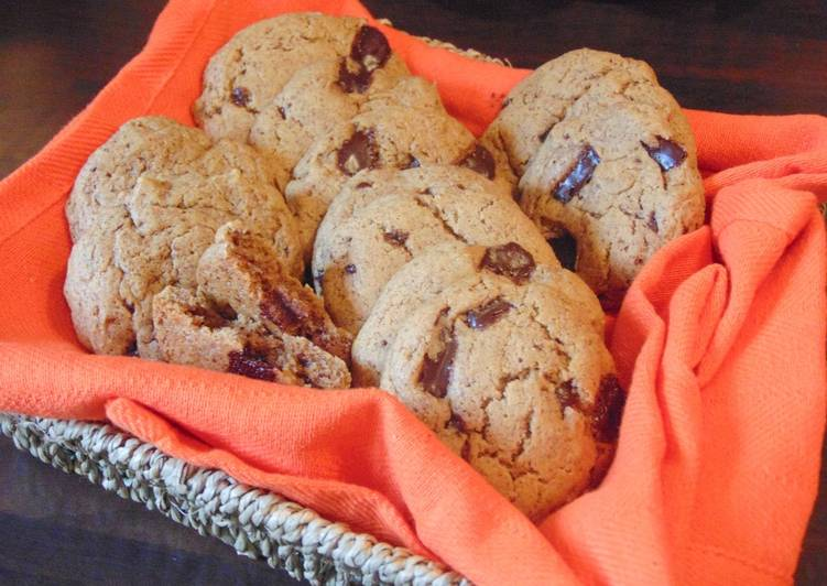 Step-by-Step Guide to Make Favorite Chocolate & Almond Butter Cookies (GF, DF)