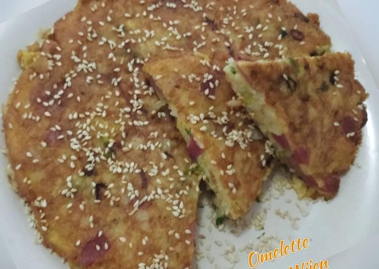 Resep Omelette Nasi Wijen Yang Simple Bikin Ngiler