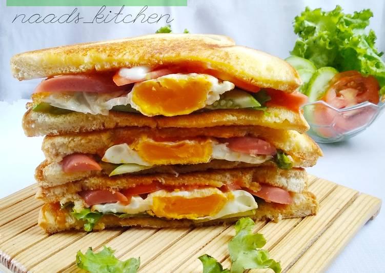 Sandwich #MoLenKaJi