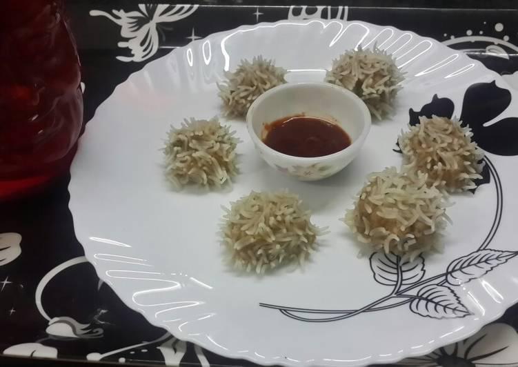 Chicken Flower Dumpling