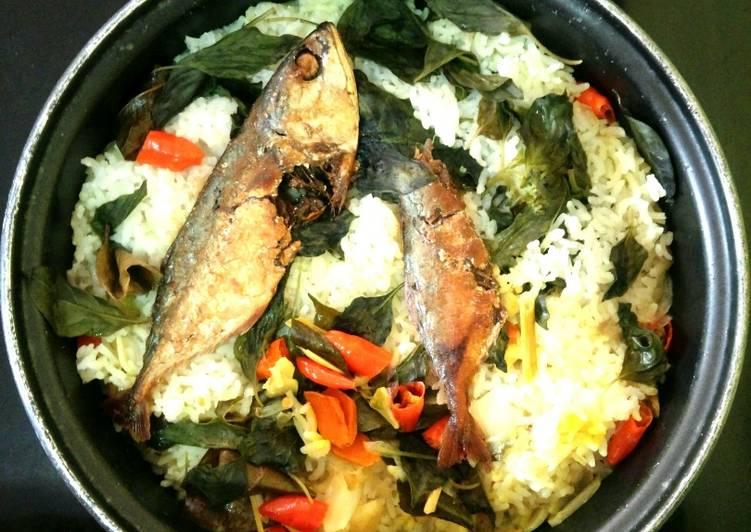 Nasi Liwet Kemangi Rice Cooker