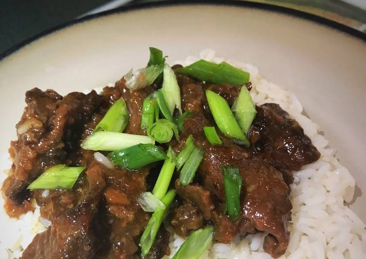 Simple Way to Prepare Award-winning Crockpot Mongolian Beef