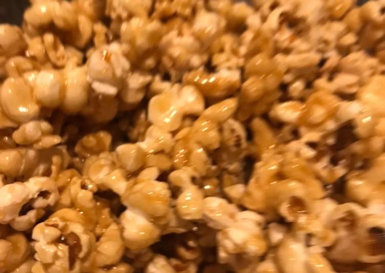 How to Prepare Ultimate Carmel Corn