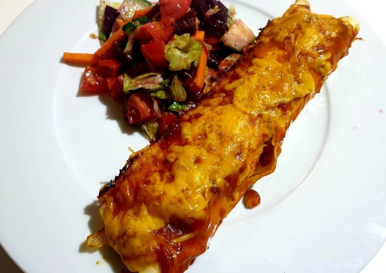 Recipe of Quick Beef Enchiladas