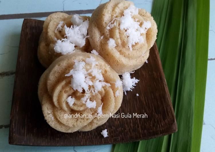 Apem Nasi Gula Merah #kamismanis - ganmen-kokoku.com