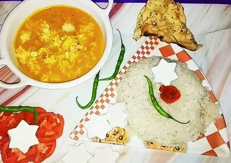 Paneer angara (smoked cottage cheese curry), Foods That Help Your Heart