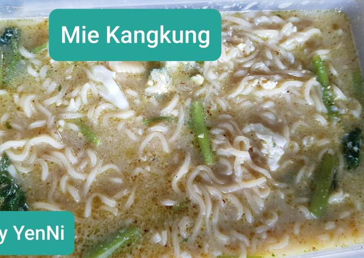 Mie Kangkung