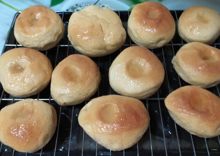 Donuts caseros al horno.. 🥯🥯