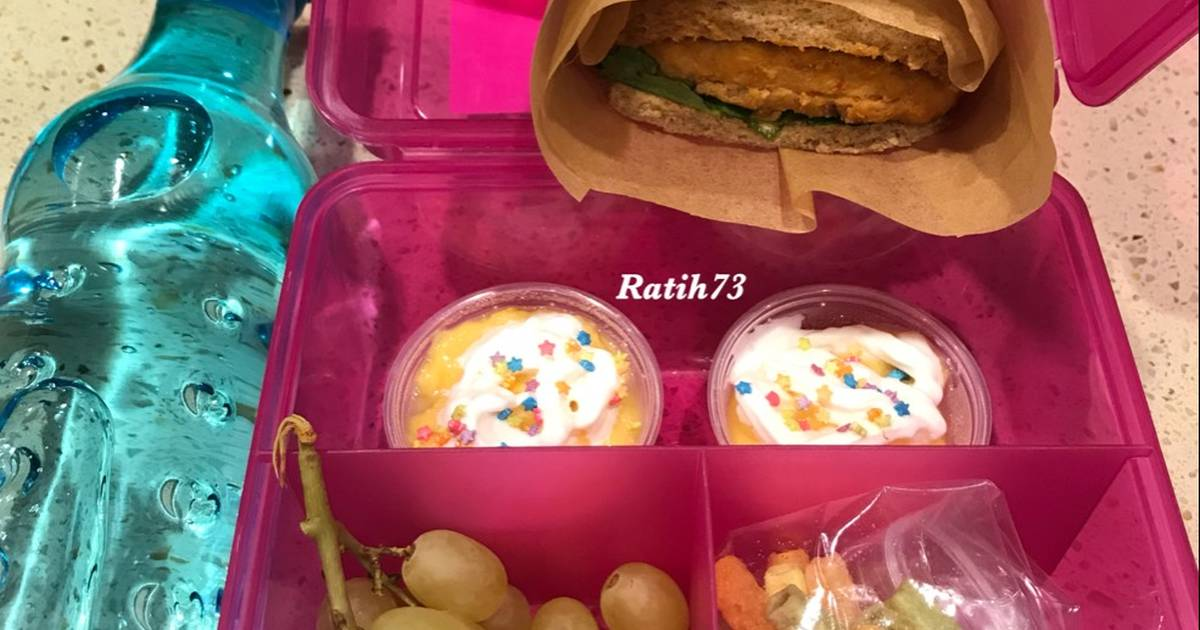 Resep Salmon Sandwich Bekal Anak Oleh Ratih73 Indonesia Cookpad