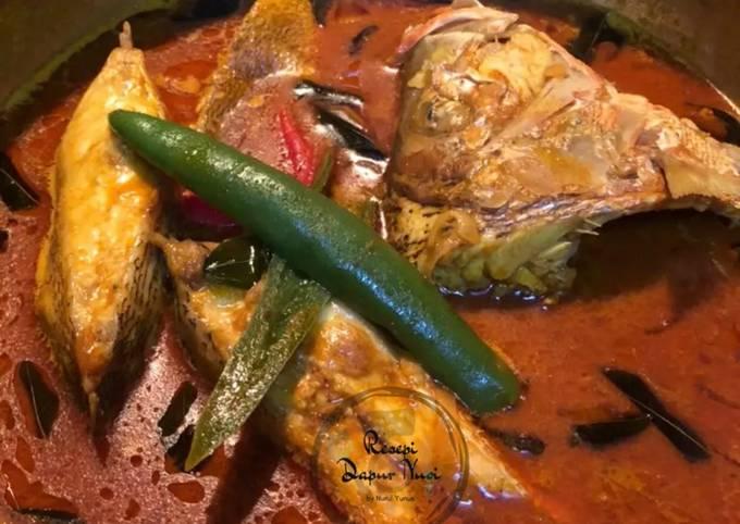 Resipi Gulai Kari Ikan �中