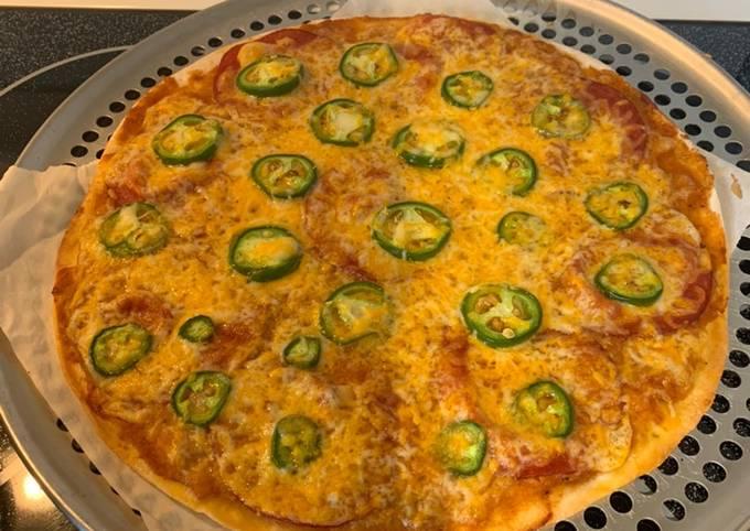 La Mexicana Pizza
