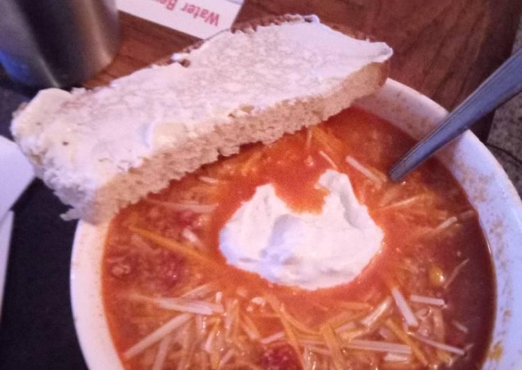 Hillbilly Taco Soup