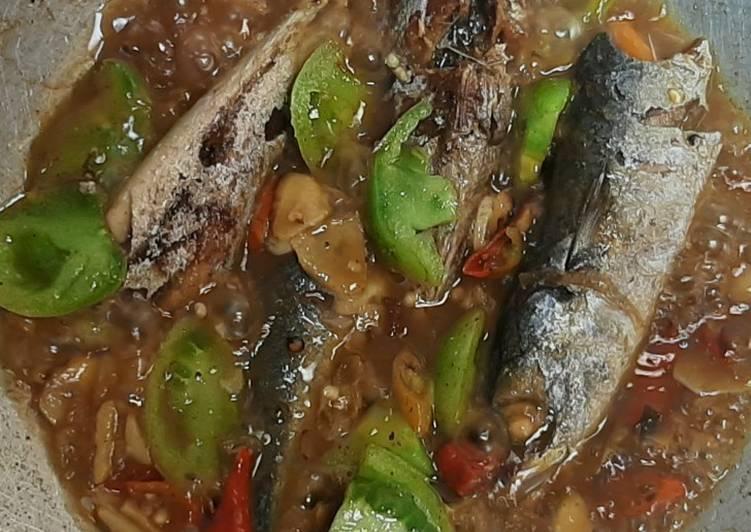 Resep Ikan pindang masak kecap Bikin Jadi Laper