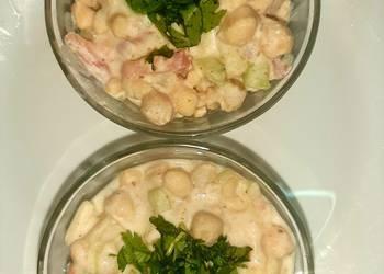 How to Recipe Appetizing Chana chatchickpea salad cookpad mycookbook