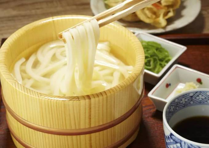 How to Prepare Yummy Authentic Gourmet Vegan Udon Noodles