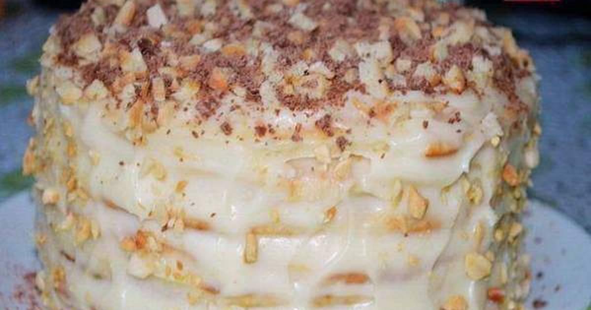 тортики на сковороде рецепты с фото бойтесь, если