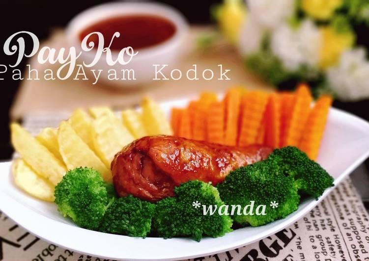 PayKo Paha Ayam Kodok