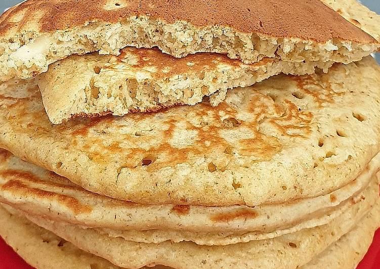 Facile Pas Cher  Pancakes au fromage