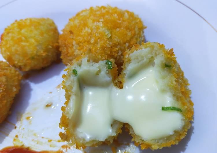 Potato Cheesy Ball