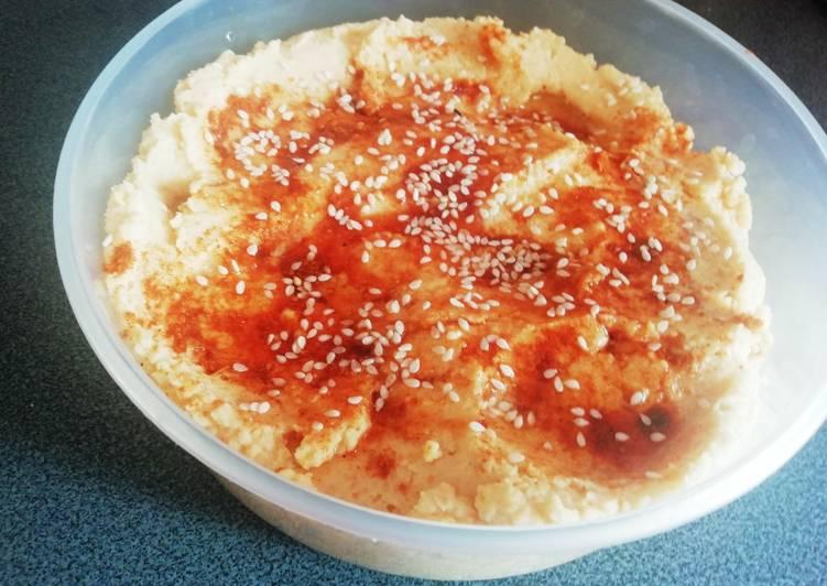 Hummus para mañosos