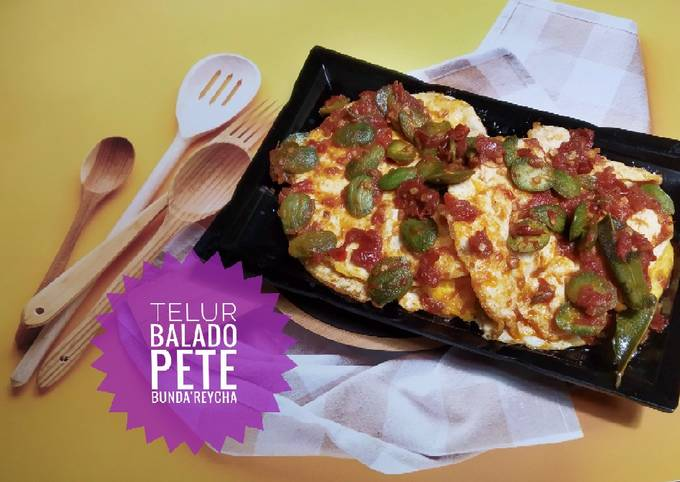 🍳 Telur Balado Pete