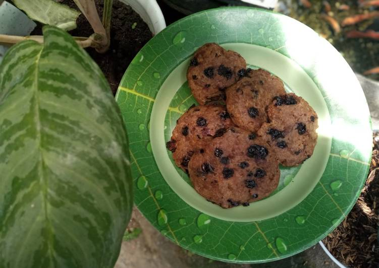 Resep Soft cookies teflon, Lezat