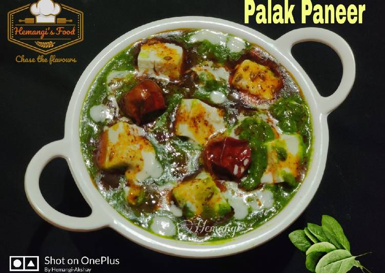 Who Else Wants To Know How To Palak Paneer in Restaurant style