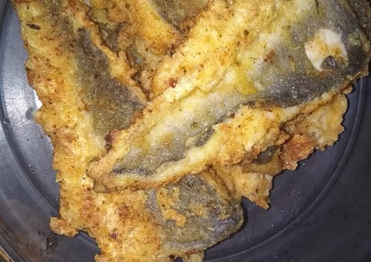 Recipe of Perfect Fried fish