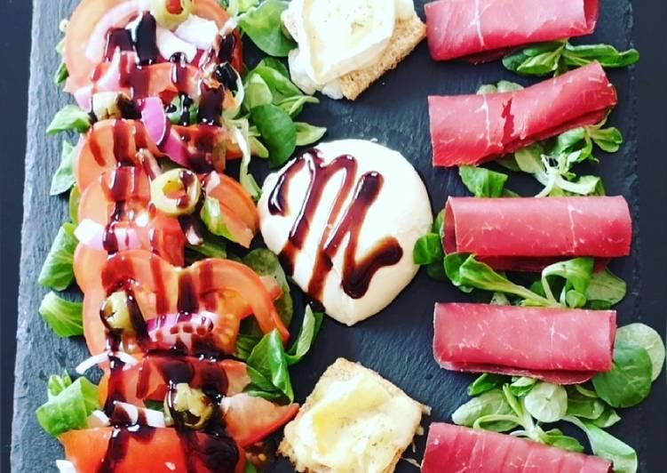 Salade gourmande 🥗 #entréedété