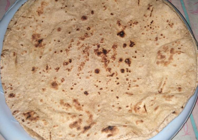 Easiest Way to Make Top-Rated Chapatti