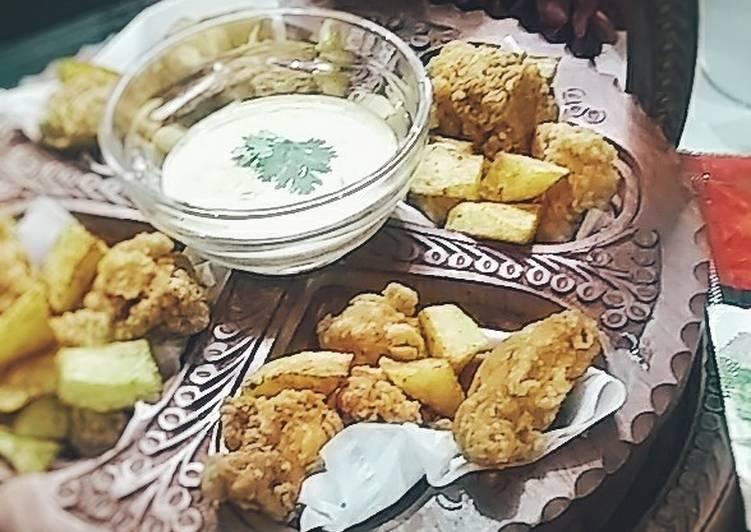 Recipe of Favorite Chicken Hot Shots