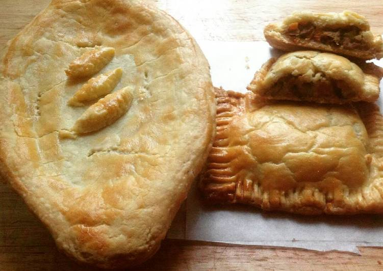 Easiest Way to Cook Appetizing Spicy Tuna Pie