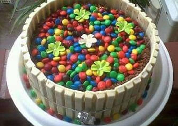 Recipe of Homemade Chooclate Cake