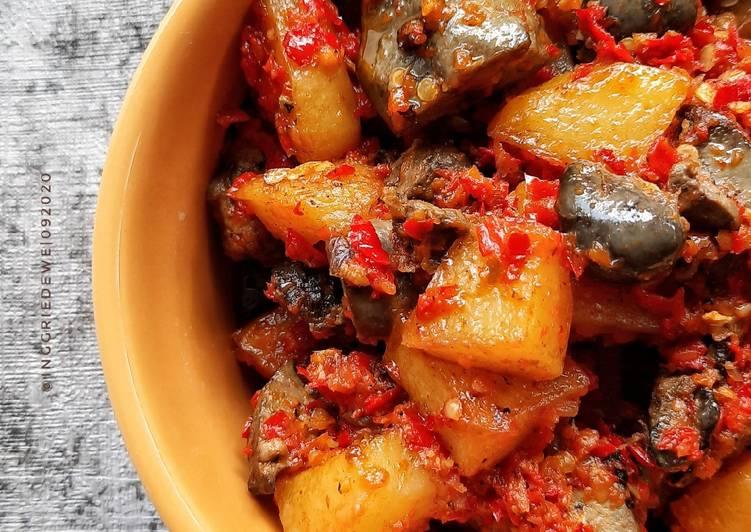 sambal-goreng-ati-kentang