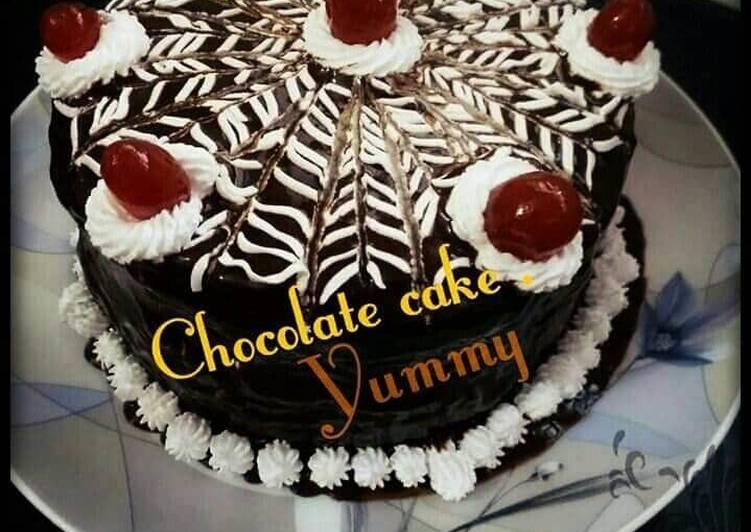 Recipe of Ultimate Chocolate cake