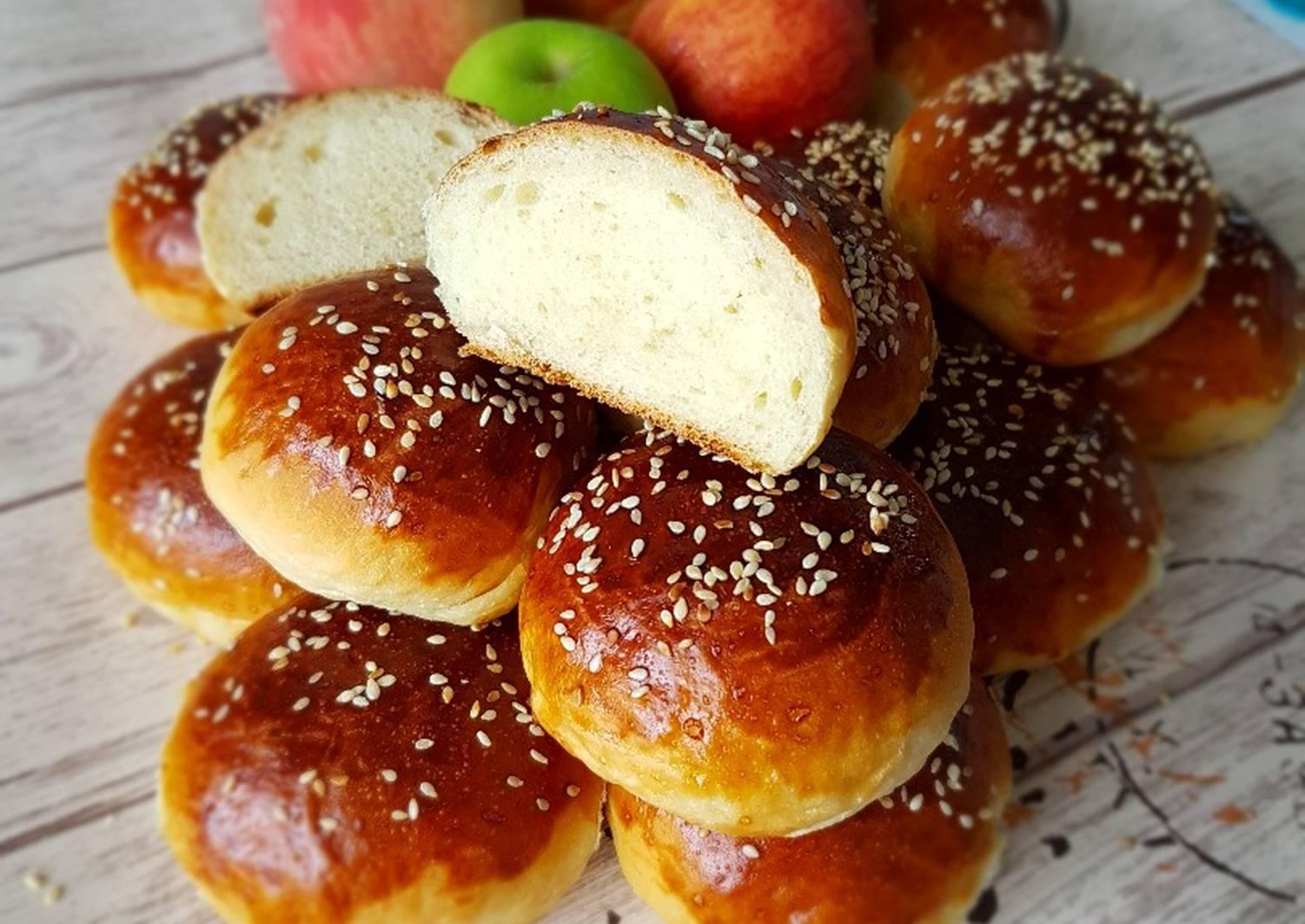 Нежные булочки рецепт фото