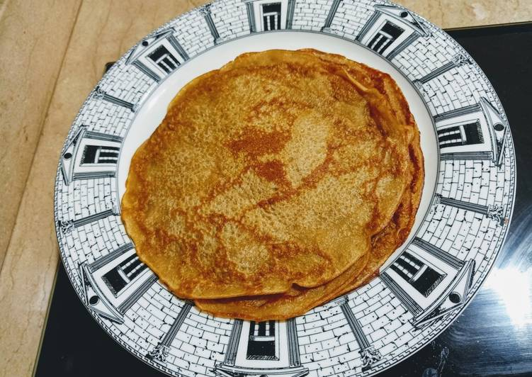 Crepes Gluten Free