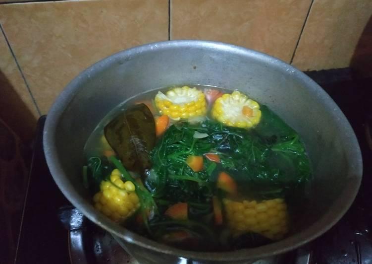 Terkuak Sayur Bayam Ibu Mudah Banget Resep Masakanku