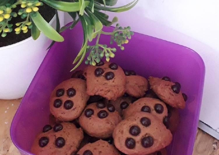 Choco cookies kres kres